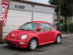 VW ニュービートルベースグレード CD ETC キーレス
