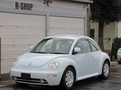 VW ニュービートルパステル 内装ブルー キーレス