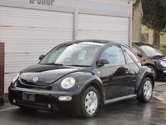 VW ニュービートルワンオーナー 天井黒張替え済み MD 3Dエンブレム