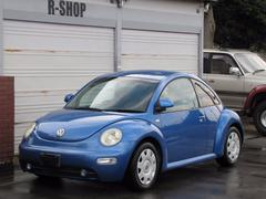 VW ニュービートルCD ETC 3Dエンブレム キーレス  Wエアバック