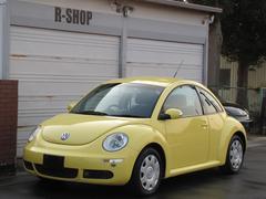 VW ニュービートルEZ CD キーレス 記録簿付 ETC