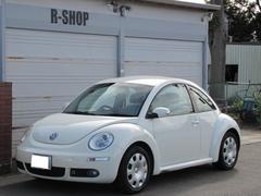 VW ニュービートルEZ後期型内装ベージュバックソナーCDキーレス記録簿取説有