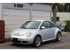 VW ニュービートルHDDナビ 18インチアルミ CD ETC シートカバー付