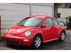 VW ニュービートルサルサ 赤黒レザーシートヒーター 天井張替え済 純正16AW