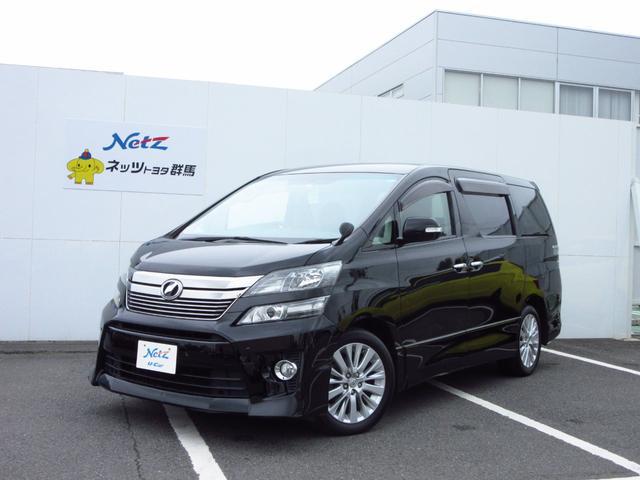 トヨタ 2.4Z SDナビ Bluetooth 後席モニター