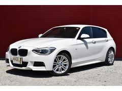 BMW116i Mスポーツ HDD ETC AUX USB 保証