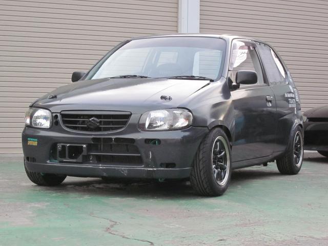 スズキ Vs 競技車ベース K6AターボエンジンHT07タービン