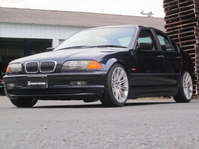 BMW 318i 5速マニュアル車 全長調整車高調 18インチ