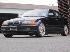 BMW318i 5速マニュアル車 全長調整車高調 18インチ