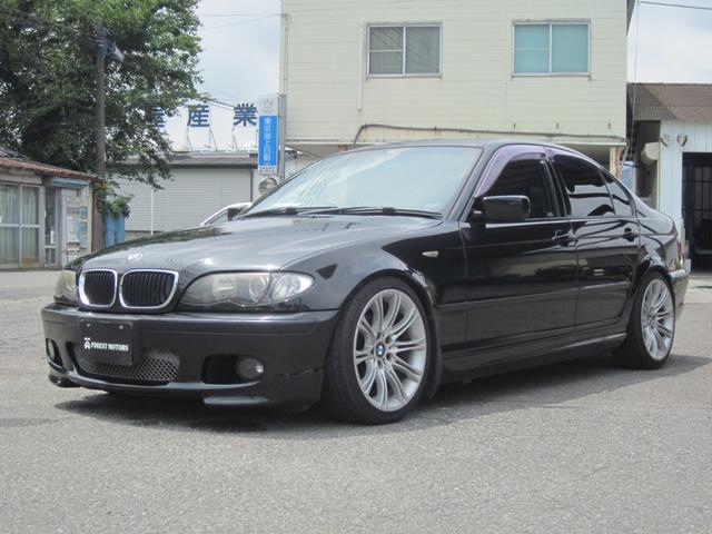 BMW 3シリーズ 318i Mスポーツパッケージ 全長調整車高調 18インチアルミホイール