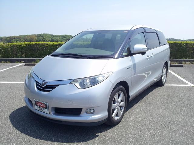 トヨタ G 両側自動ドア HDDナビ 後席モニター F・S・Bモニタ