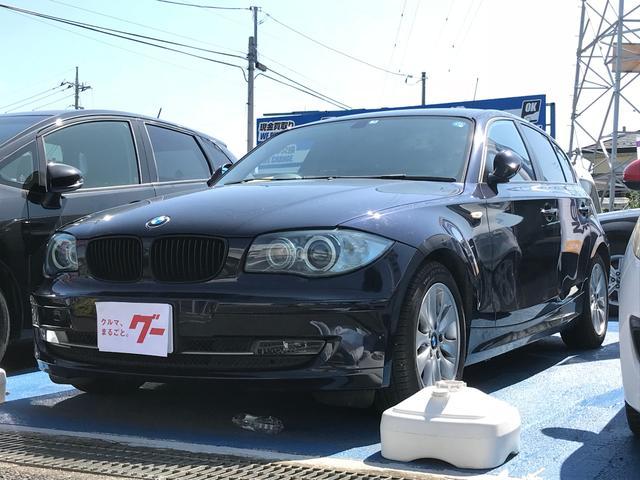 BMW 116i ディーラー車 右ハンドル 純正アルミホイール