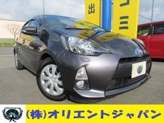 アクアG・ナビ・ワンセグ・CD・シートヒーター装備・スマートキー
