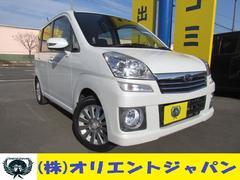 ステラカスタムR・純正オーディオ・CD・ベンチシート・アルミ装備