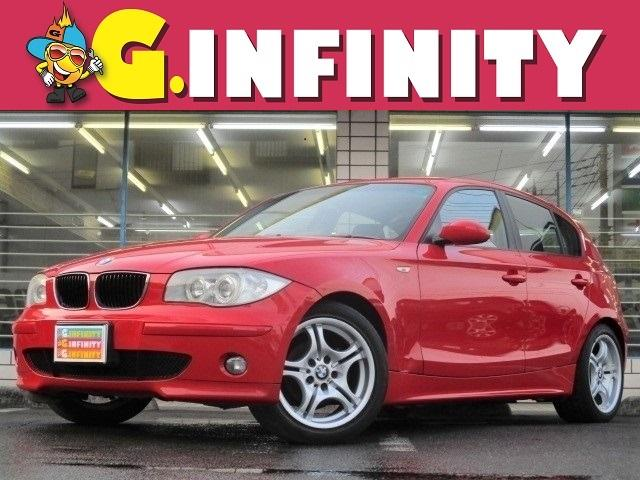 BMW 1シリーズ 118i 走6.1万km 外ナビ エンジェルア...