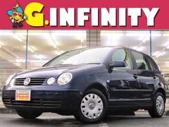VW ポロベースグレード 1オーナー 禁煙車 ETC キーレス