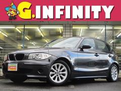 BMW116i 走6.5万km 純HDDナビ 純16AW ETC