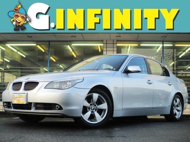 BMW 525iハイラインパッケージ 保証書&取説完備/修復歴無/記録簿/検・R4・3/本革Pシート&ヒーター/純HDDナビ/純オーディオ/純17AW/HID/フォグ/ETC/キーレス/革ステ/クルコン/MTモード/PVガラス/Tチェーン