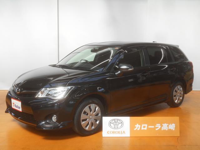 トヨタ 1.5G エアロツアラー HDDナビ Bカメラ ETC