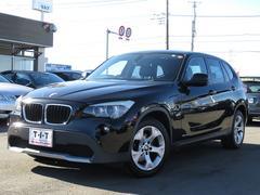 BMW X1sDrive 18i黒皮シート パワーシートプッシュスタート