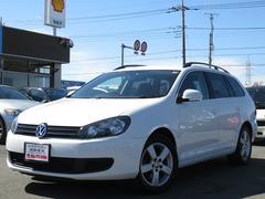 VW ゴルフヴァリアントTSIトレンドラインブルーモーションテクノロジー ナビETC