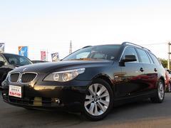 BMW530iツーリングハイラインパッケージ 純正ナビ サンルーフ