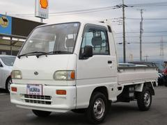 サンバートラックSTDスペシャルII 4WD エアコン