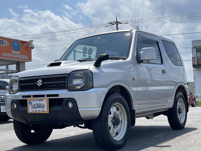 スズキ XG パートタイム4WD ターボ