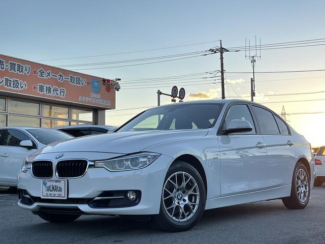 BMW 3シリーズ 320i スポーツ ワンオーナー 電動シート バックカメラ ETC ナビ スマートキー 純正アルミ