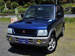 パジェロミニVターボ4WD