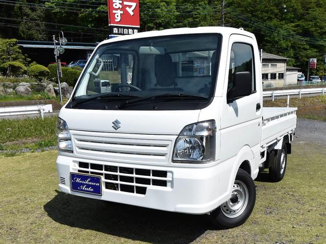 スズキ KC エアコン・パワステ 4WD 5速マニュアル