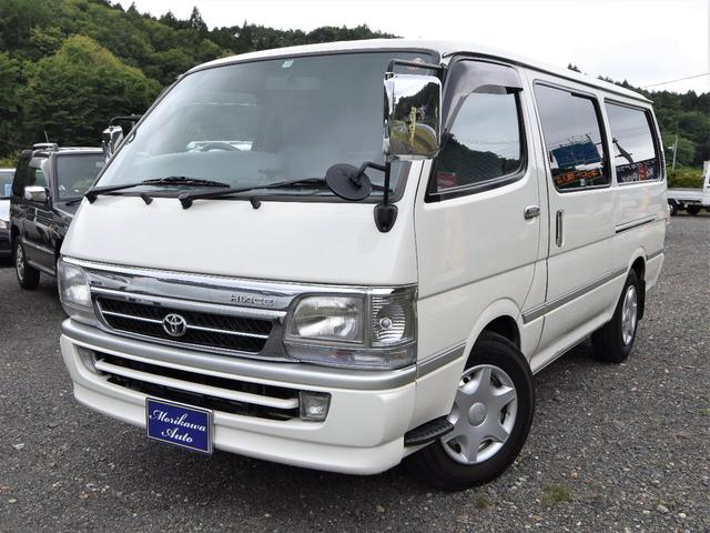 トヨタ ロング DX-GLパッケージ 5ドア 4速オートマ