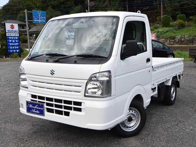 スズキ KCエアコン・パワステ 4WD 5速マニュアルシフト