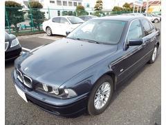 BMW530iハイラインパッケージ サンルーフ革シート買取車