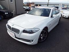 BMWアクティブハイブリッド5 サンルーフ黒革シート