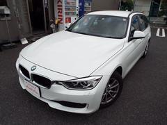 BMW320dブルーパフォーマンス ツーリング 純正ナビBカメラ