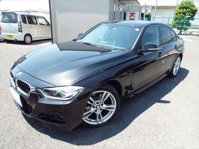 BMW 320dブルーパフォーマンス Mスポーツ 純正ナビBカメラ