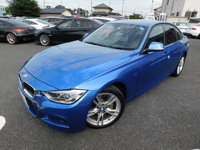 BMW アクティブハイブリッド3 Mスポーツ 純正HDDナビフルセグ