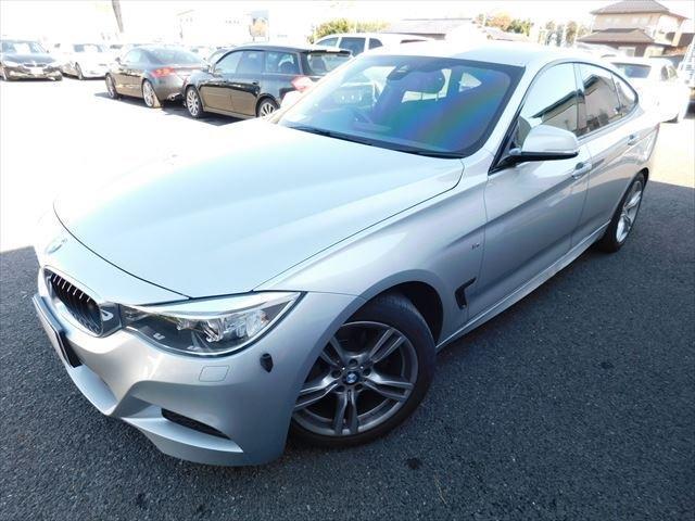 BMW 320iグランツーリスモ Mスポーツ 衝突軽減クルコン