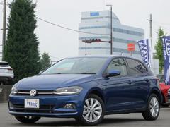 VW ポロTSIハイライン ディスカバープロナビ・TVBカメラ ACC