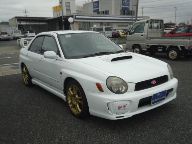 スバル WRX STi S仕様  4WD 6MT