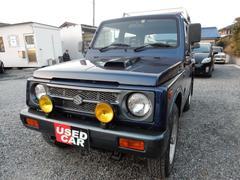 ジムニーランドベンチャー 4WD オートマ CD 16インチアルミ
