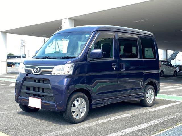 ダイハツ 4WD スローパーリヤシート付SAIII