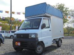 ミニキャブトラックパネルバン 幌 五速マニュアル