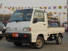 サンバートラックベースグレード マニュアル車 4WD