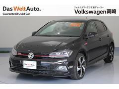 VW ポロGTIベースグレード ETC ドラレコ付 デモカー禁煙車