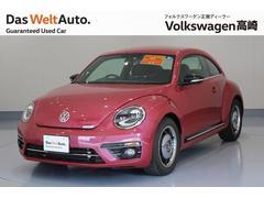 VW ザ・ビートルデザイン 認定中古車 一年間走行無制限保証