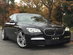 BMWアクティブハイブリッド7Mスポ左ハン黒革サンルーフTVナビ