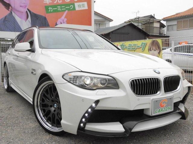 BMW 523iツーリング ハイラインパッケージENERGYカスタム