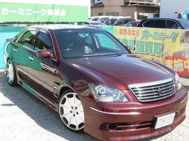 トヨタ グランデiR-V18クラウンフェイス 5速公認 HVエアサス
